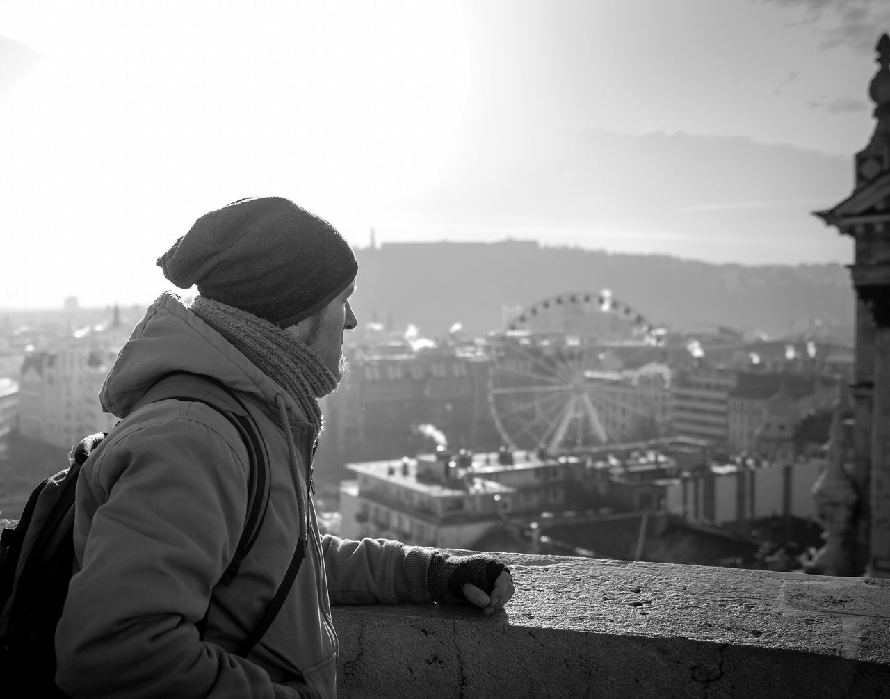B&w Street Photography Streetphotography Selfportrait Portrait Landscape Canon Canonphotography Budapest Blackandwhite Nofilter Enjoying The View