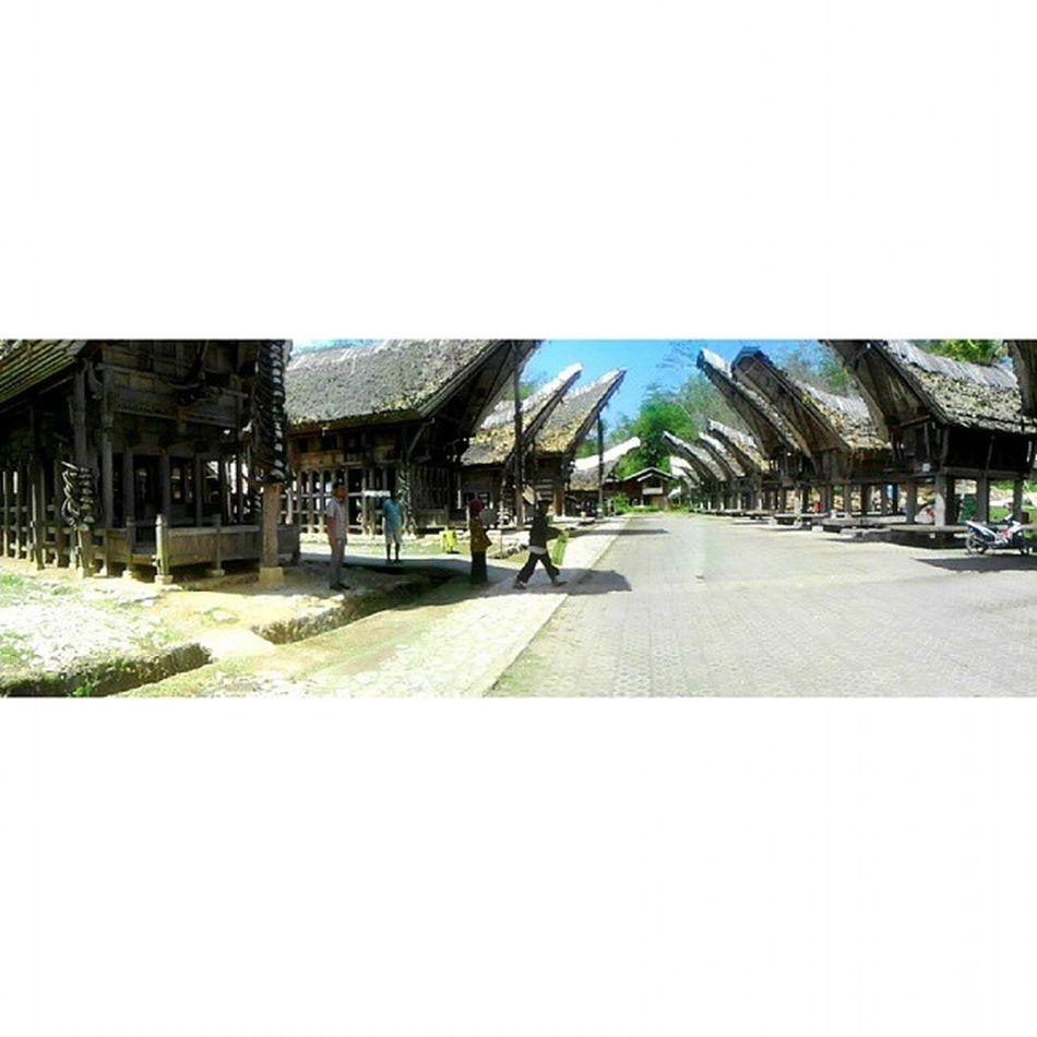 KeteKesu NorthToraja INDONESIA Panorama