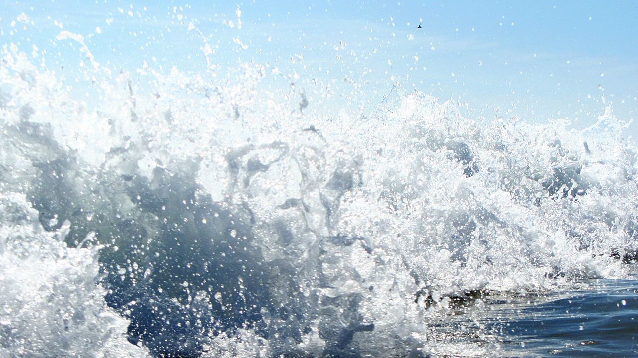 In the water taking photos... Beachphotography This Is My Paradise Waves Crashing Splashing Water Water Splash Waves, Ocean, Nature In The Water Water_collection Water Splashing Splash Photography Splash Water Sea In The Water (: