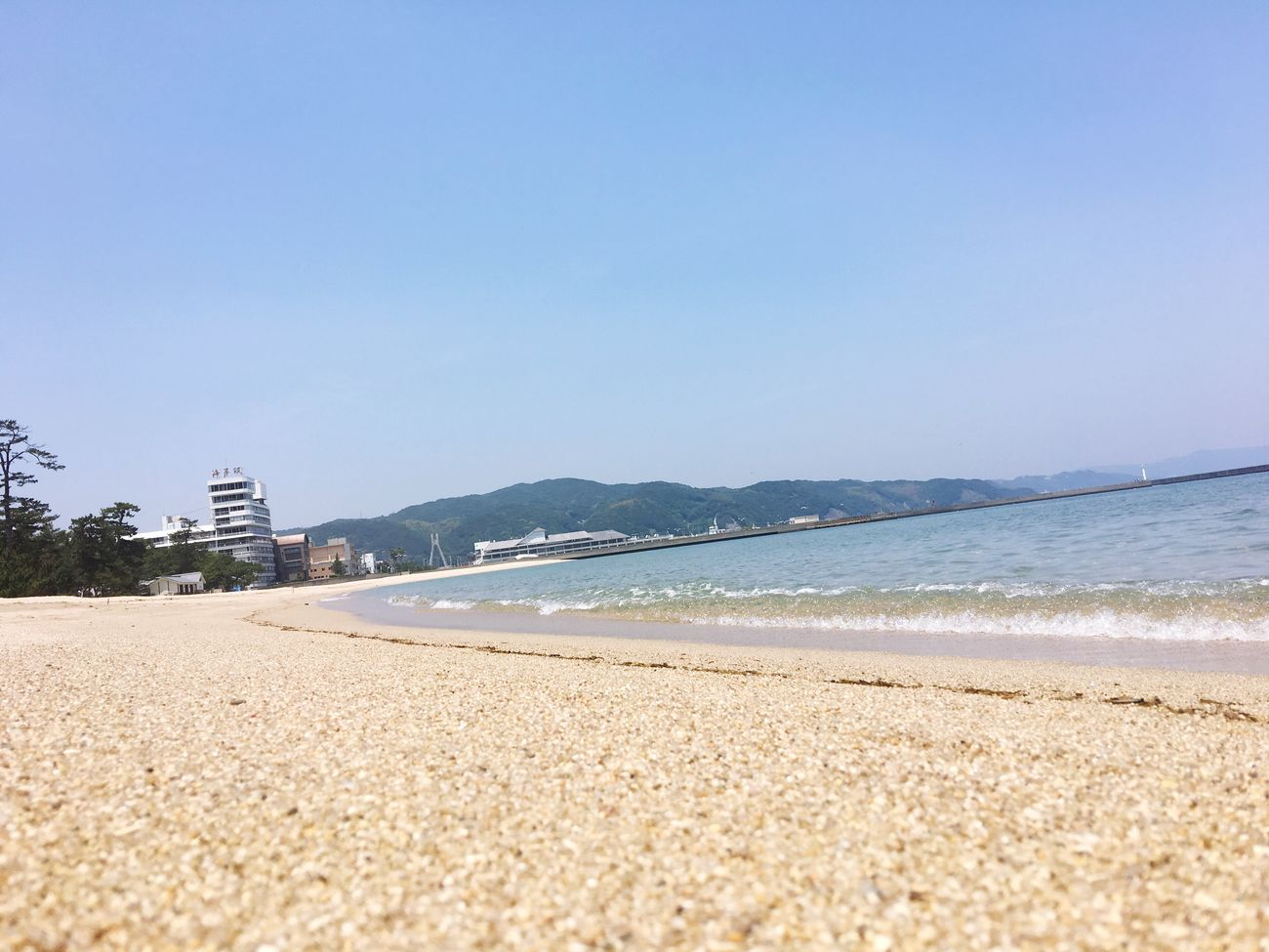 Trip Trip Photo Sea Sea And Sky Awaji