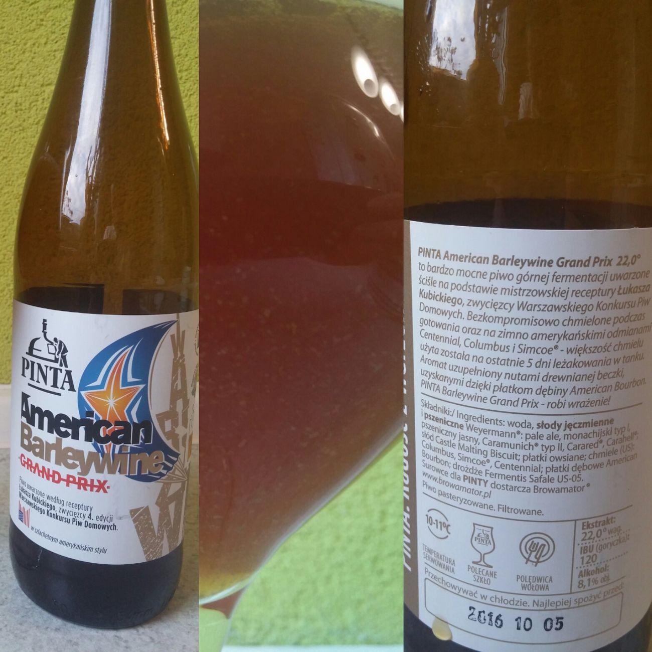 Craftbeer Polishcraftbeer Beerporn Craft Beer Barley Wine Beer Time My Hobby Good Taste