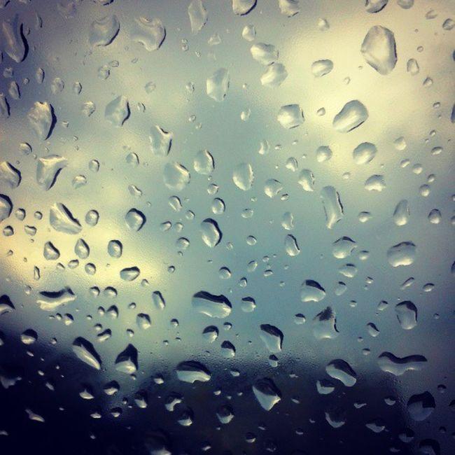 Car Window Boooring Instaphoto RainyDay Rain Ventspils Pārventa