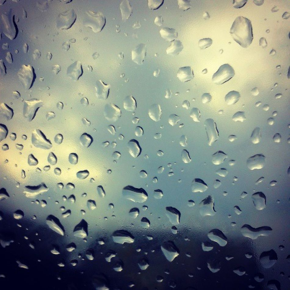 Car Window Boooring Instaphoto RainyDay Rain Ventspils Pārventa