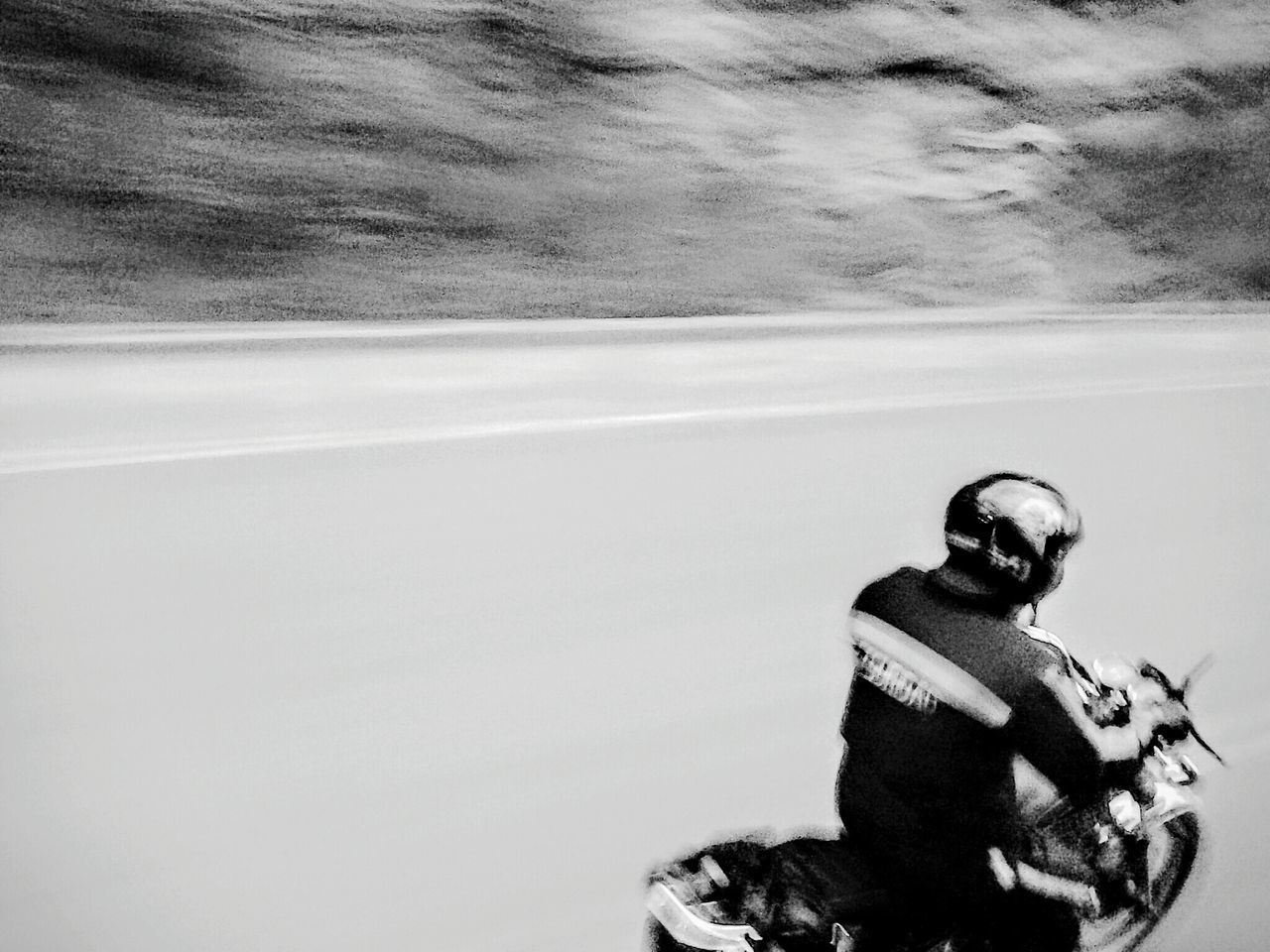 The Journey Is The Destination Fast On The Way Street Bnw Black And White Eye4photography  Capture The Moment Travel Photography Transport Fast Shot Fast Moving Motorcycle EyeEm Best Pics Blackandwhite Photography Speed Moving Imperfection