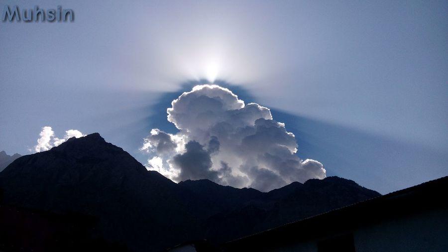 Mountain Cloud - Sky Chitral KPK PAKISTAN EyeEmNewHere