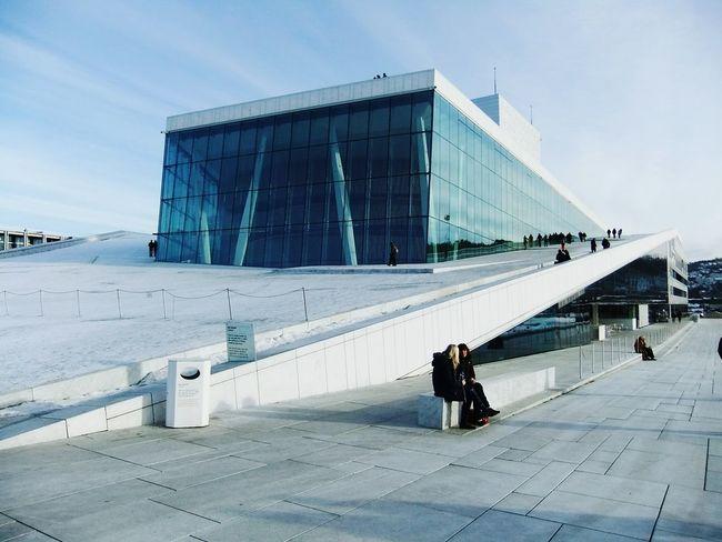 Oslo Operahouse The Architect - 2016 EyeEm Awards Tim Bailie Oslo Norway Operahouse Architecture Buildings Oslo Opera House