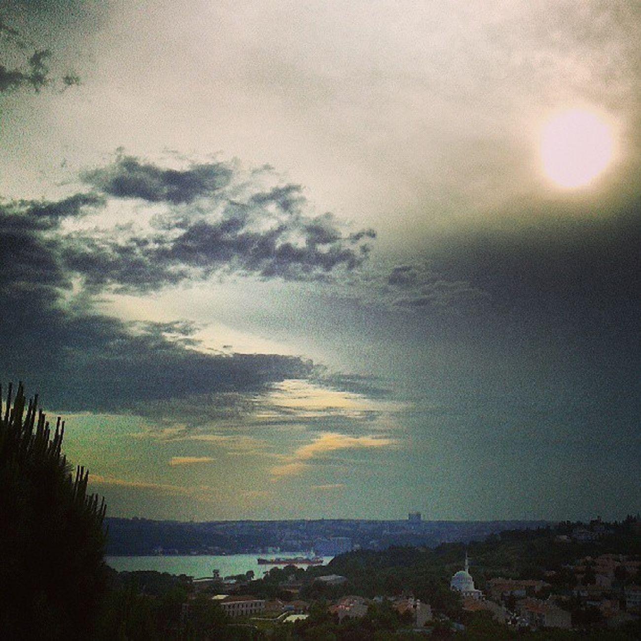 Hava taksimle dogru orantili!!! Bagustu Beykoz Istanbulbogazi Tarabya