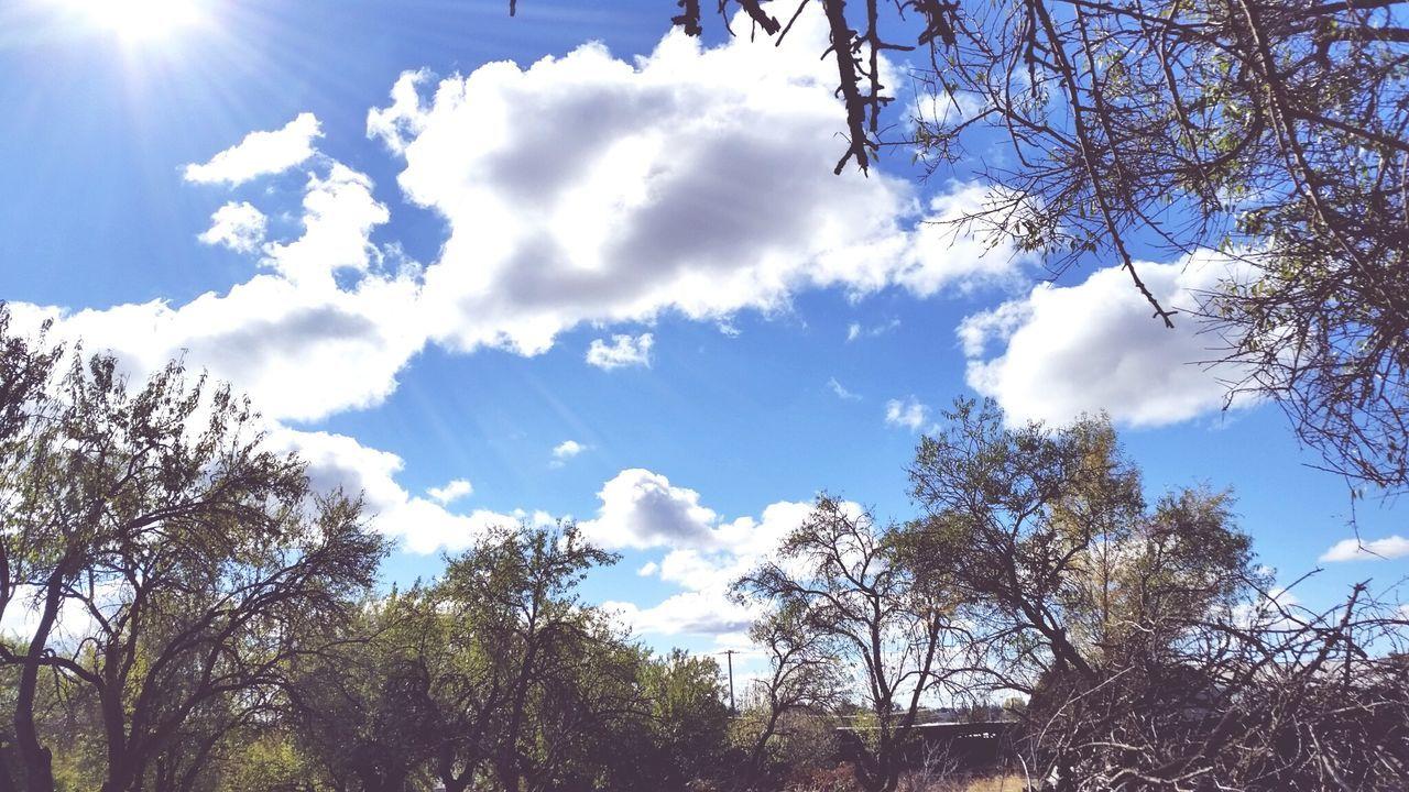 Sky Clouds Sunshine Roseville, CA