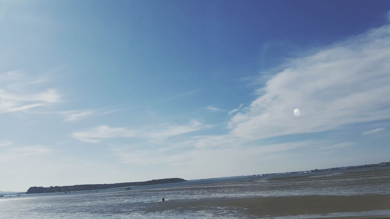 Sky Environment Nature Tranquility Outdoors Beauty In Nature Cloud - Sky No People Beach Day