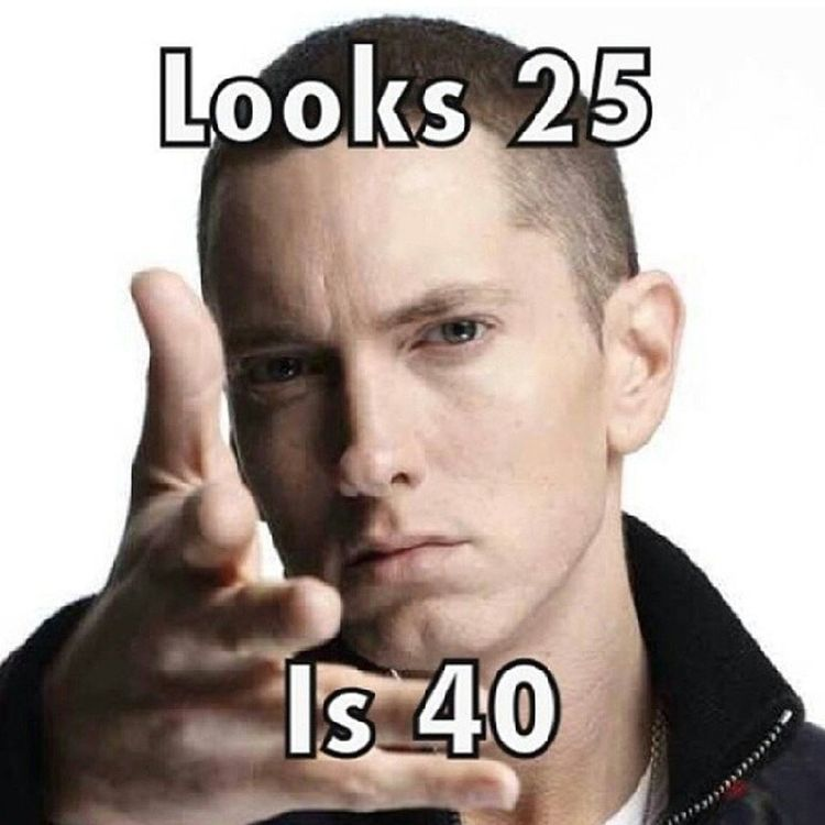 Eminem Rapper Antiaging Young amazing fact guy famous