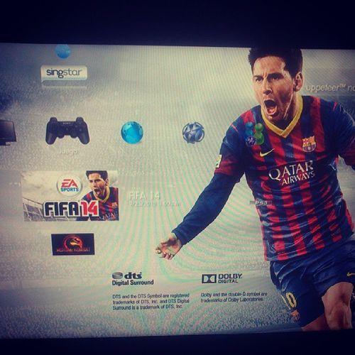 Se hizo larga la espera. Fifa14 Wearefifa Videogame