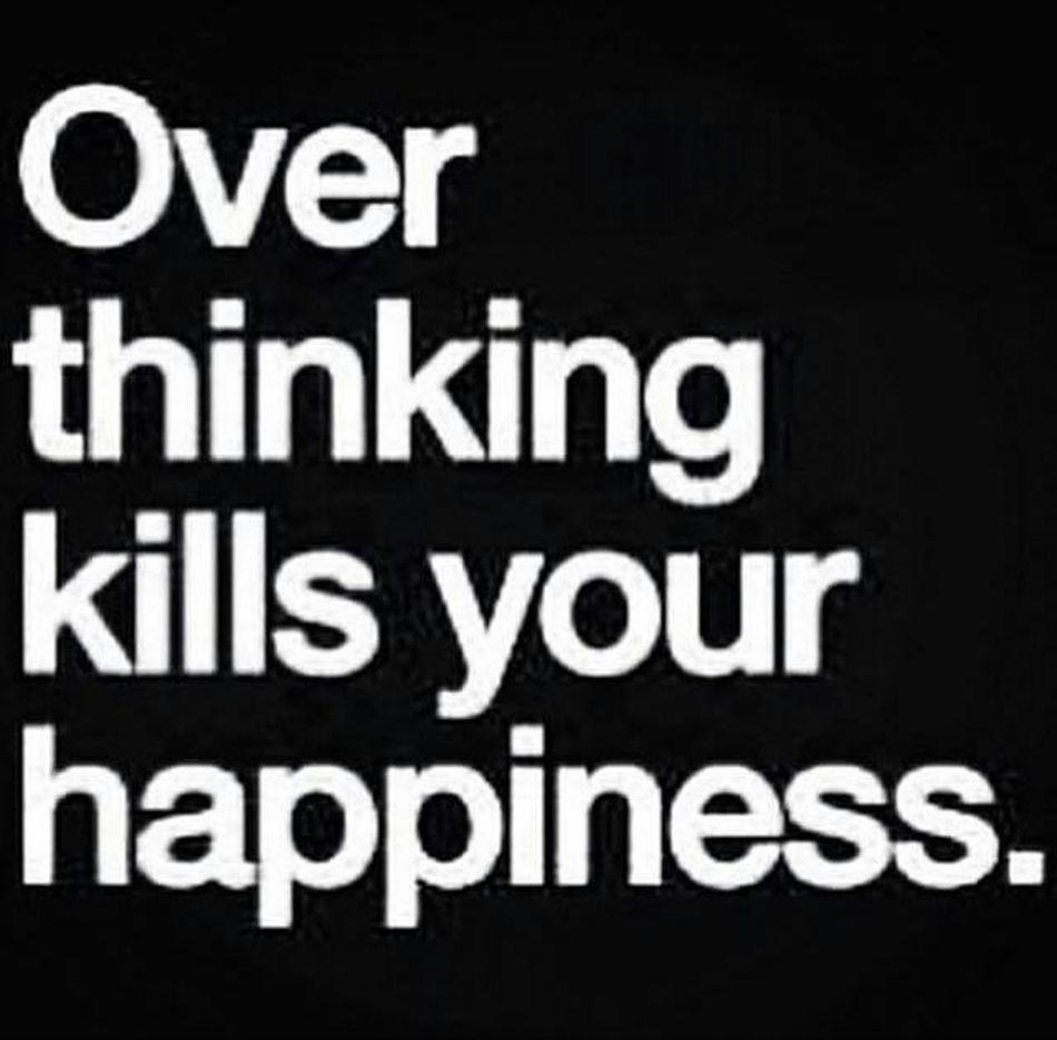 OT sucks. Quotes Overthinking Doncorpus Doncorpuseyem #EyeEm