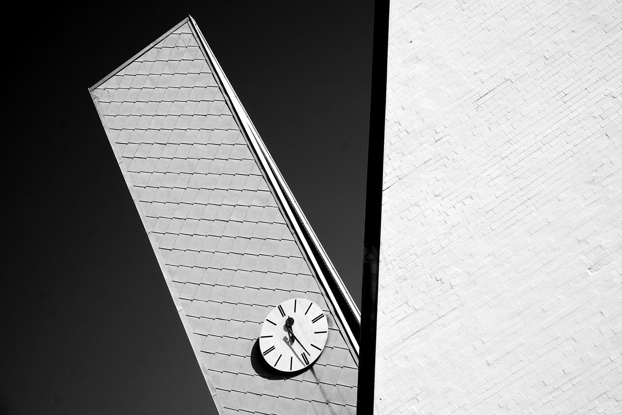 Architecture Blackandwhite Church Contrast Façade Lines And Shapes Minimalism Modernism Negative Space Simplicity The City Light