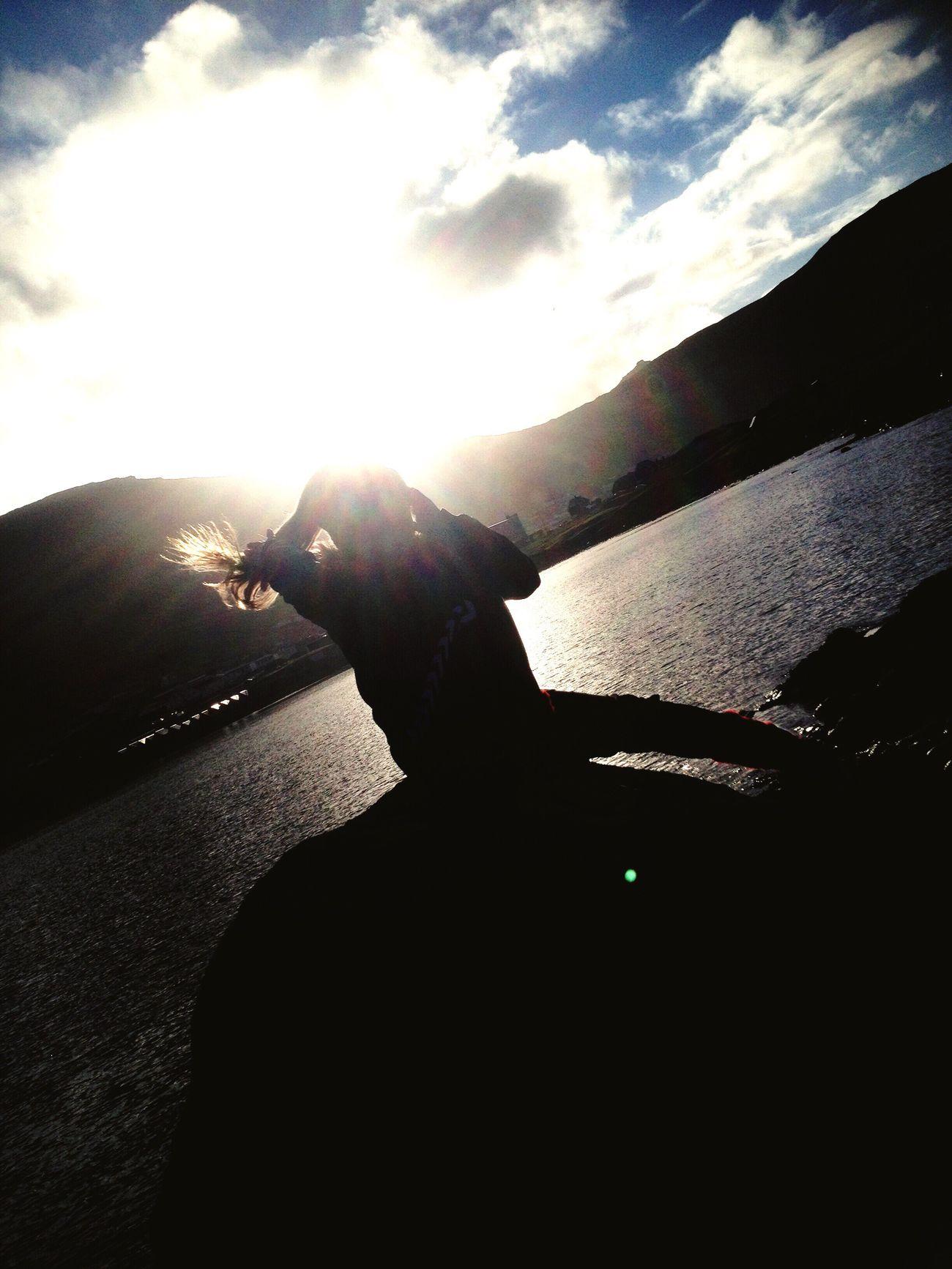 Faroe Islands Beautiful Sunlight First Eyeem Photo