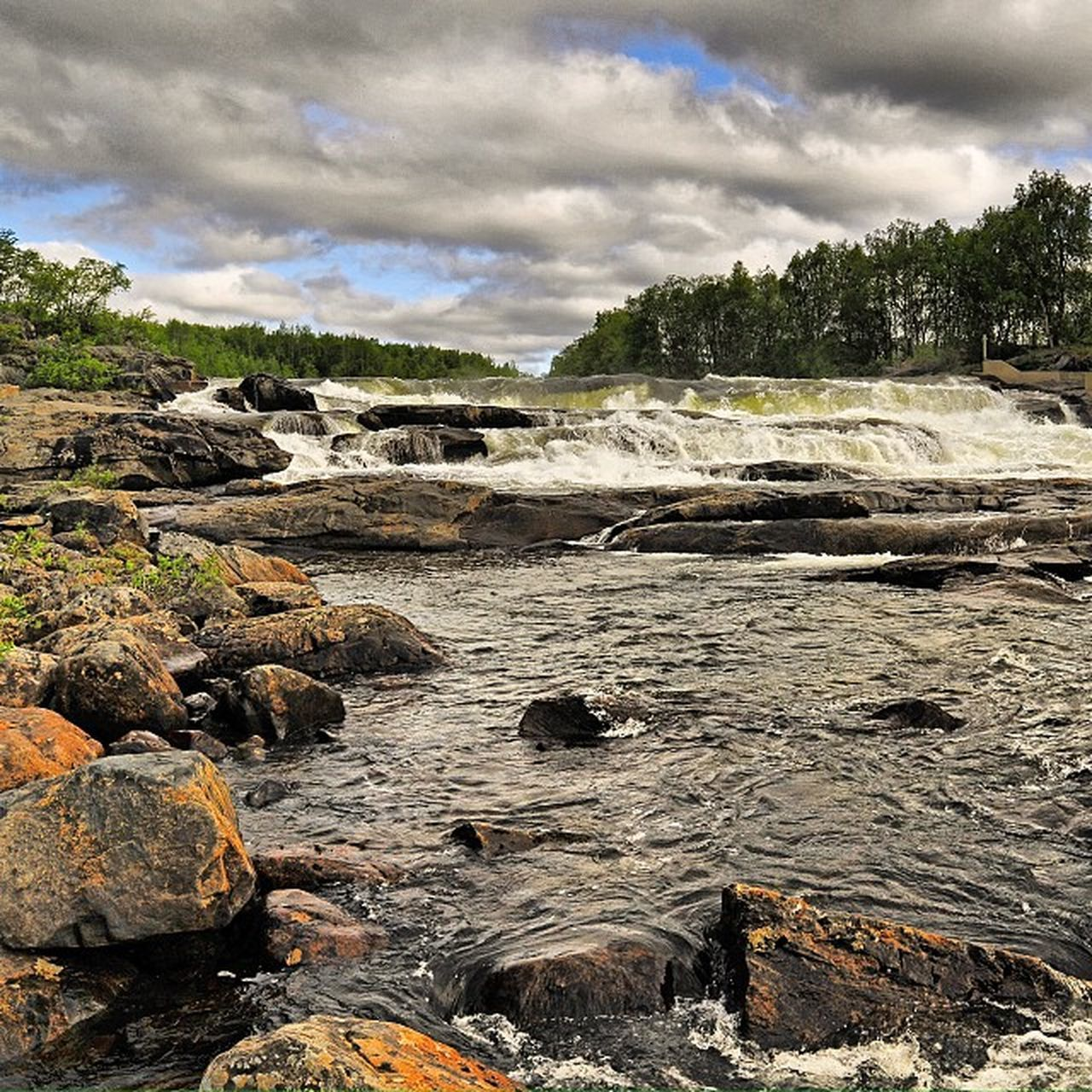 Norway River Neiden Flyfishing  salmon