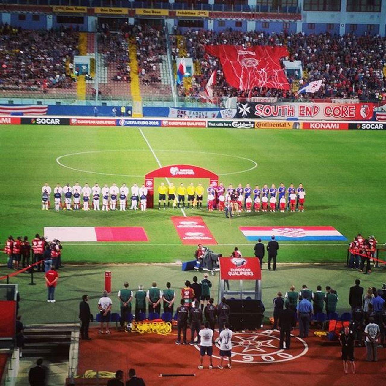 Malta vs Croatia ⚽ Malta Maltavscroatia European  Qualifiers