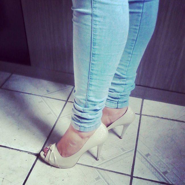 Enfim chegoou. :-) Sapato  Priincess Iloove Lindo  bonitodelicadosoachocerteza rs