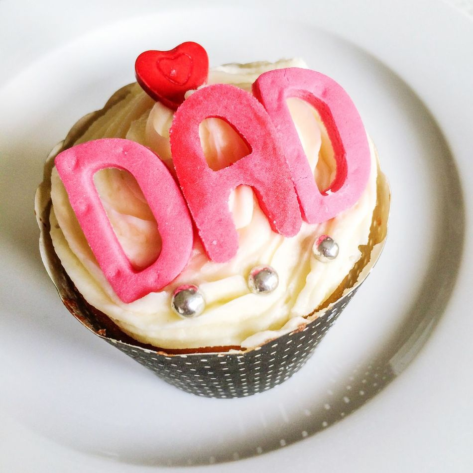 Beautiful stock photos of vatertag,  Capital Letter,  Close-Up,  Cupcake,  Dad