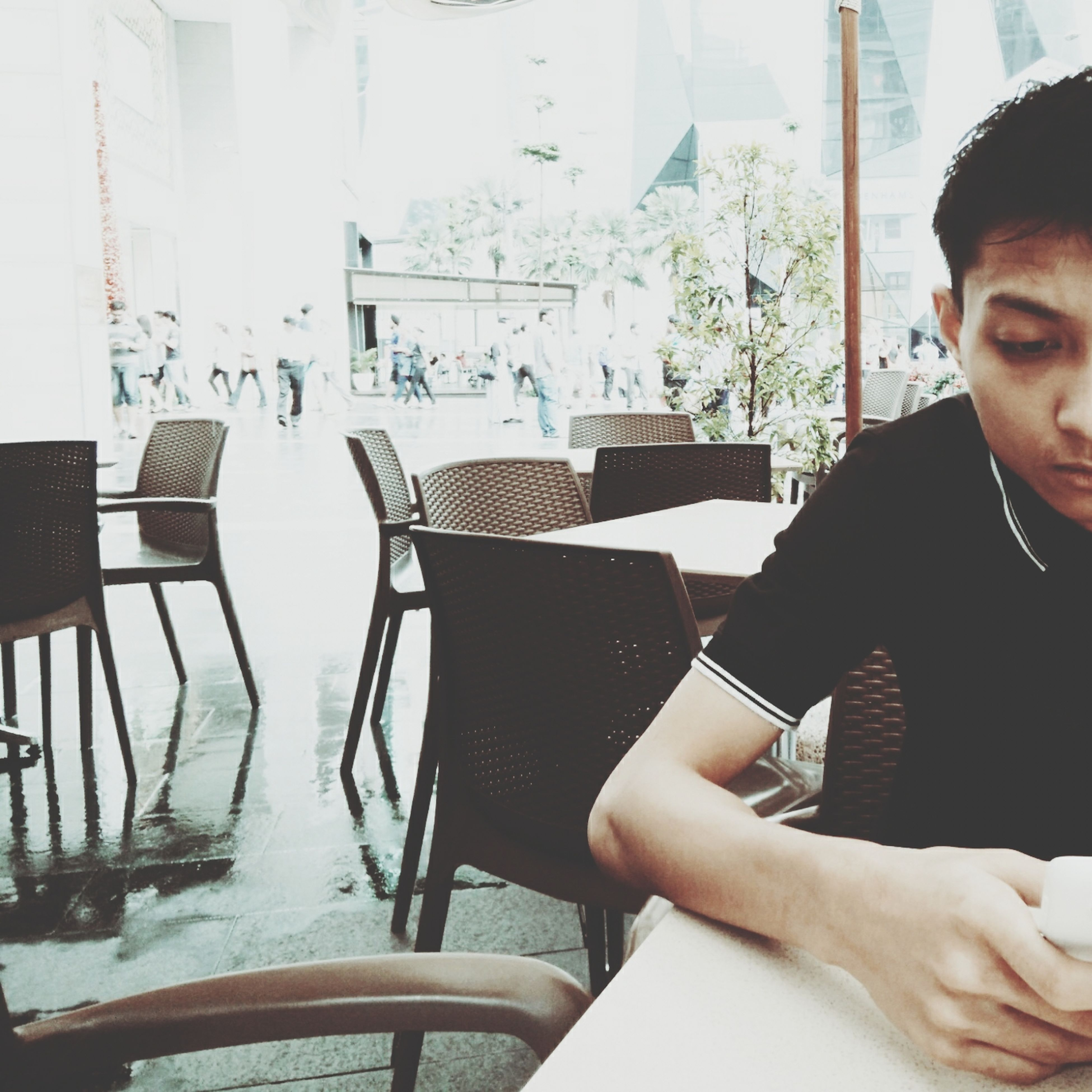 Late post. Coffee And Cigarettes PAVILION , KUALA LUMPUR Kuala Lumpur Espressamente Illy