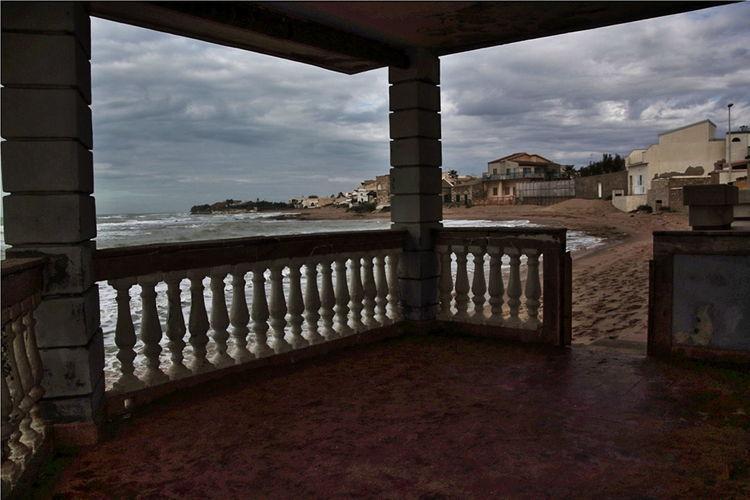 Montalbano....sono! Architecture Day Luogo Famoso Scena Di Film Scenics Sky Tranquil Scene Tranquility Travel Destinations Water 558