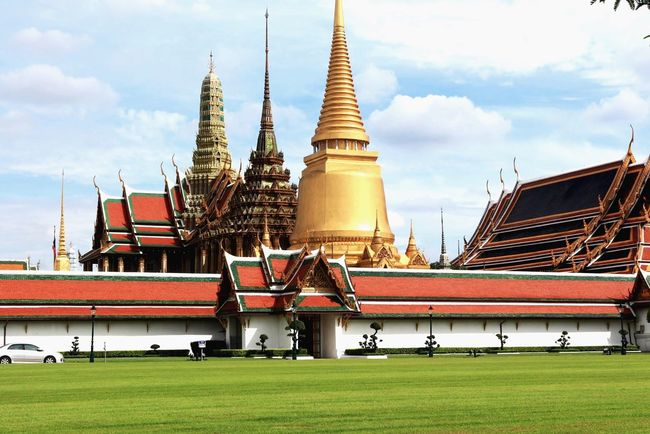 Spotted In Thailand Wat Phra Kaeo Palaces Bangkok Thailand. Bangkok Bangkok City Palace In Bangkok Shrines & Temples Shrine Temple Buddist Temple