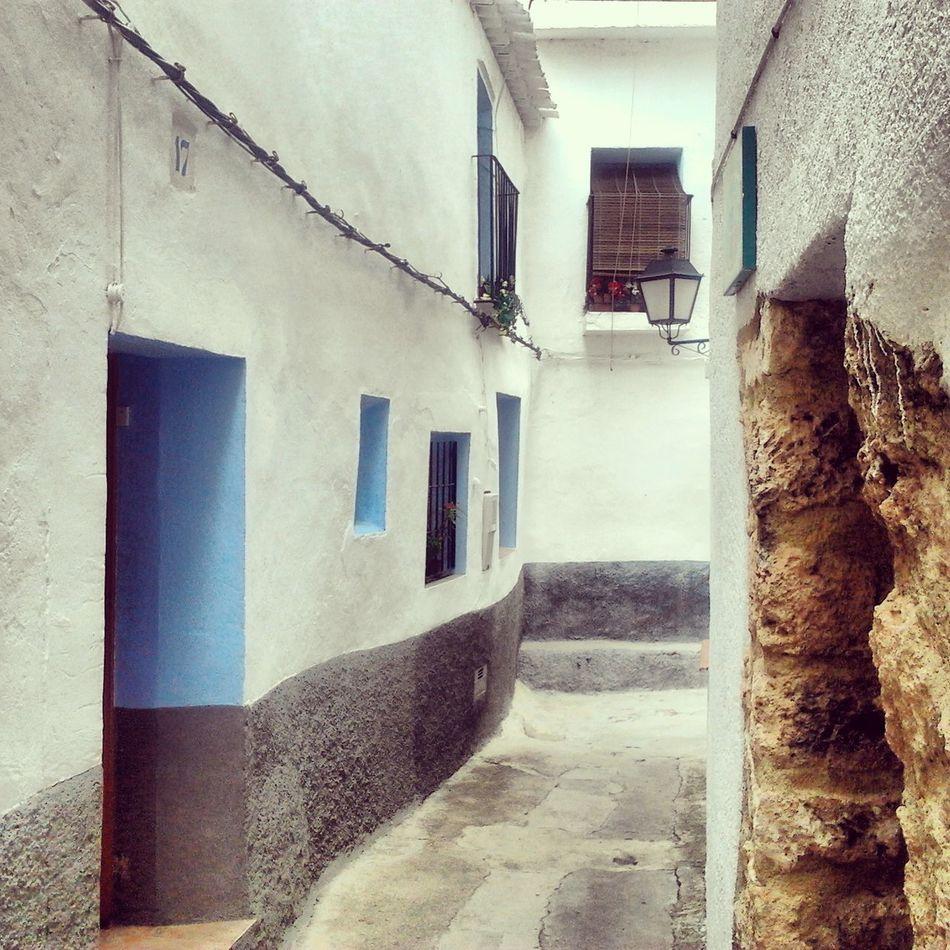 Letur Villages Get Lost Houses