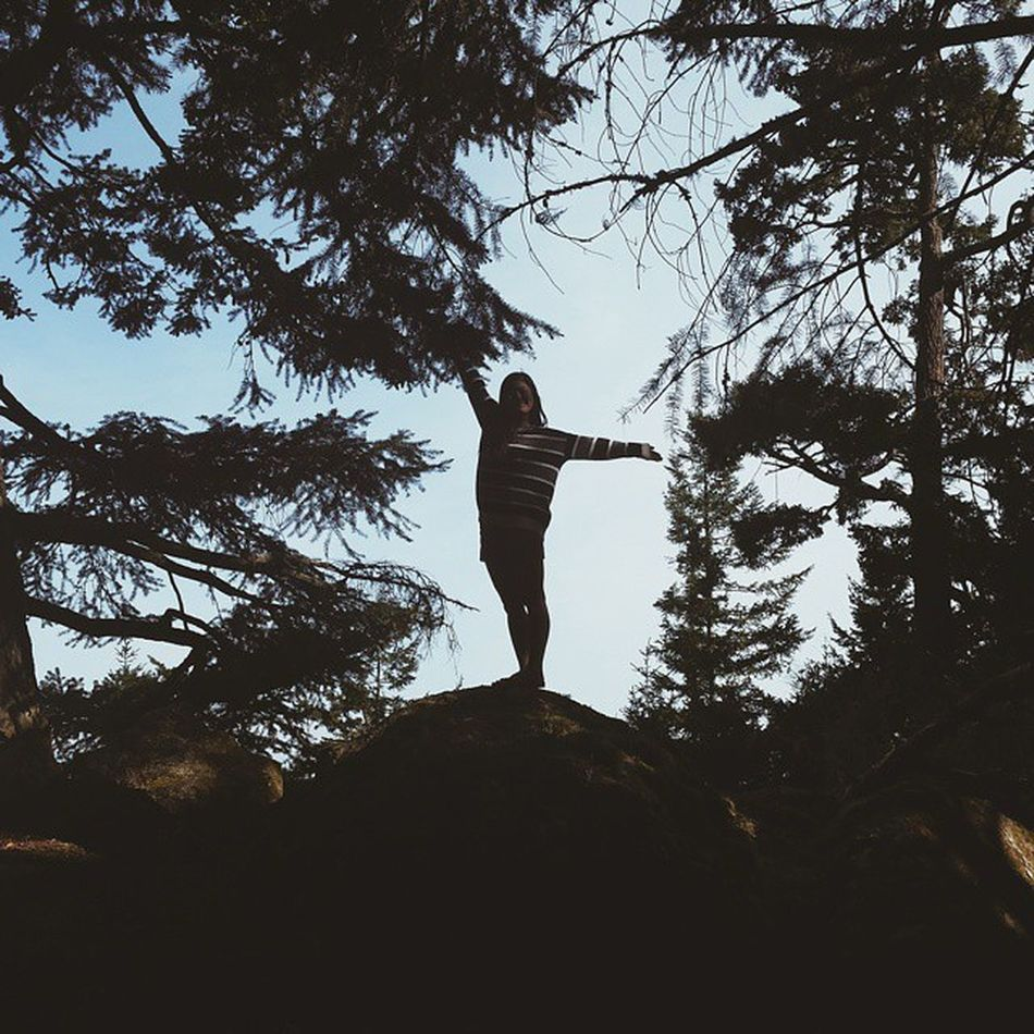Starting the weekend in nature || Gtfoutside Nature Washington Visitwa vscocam