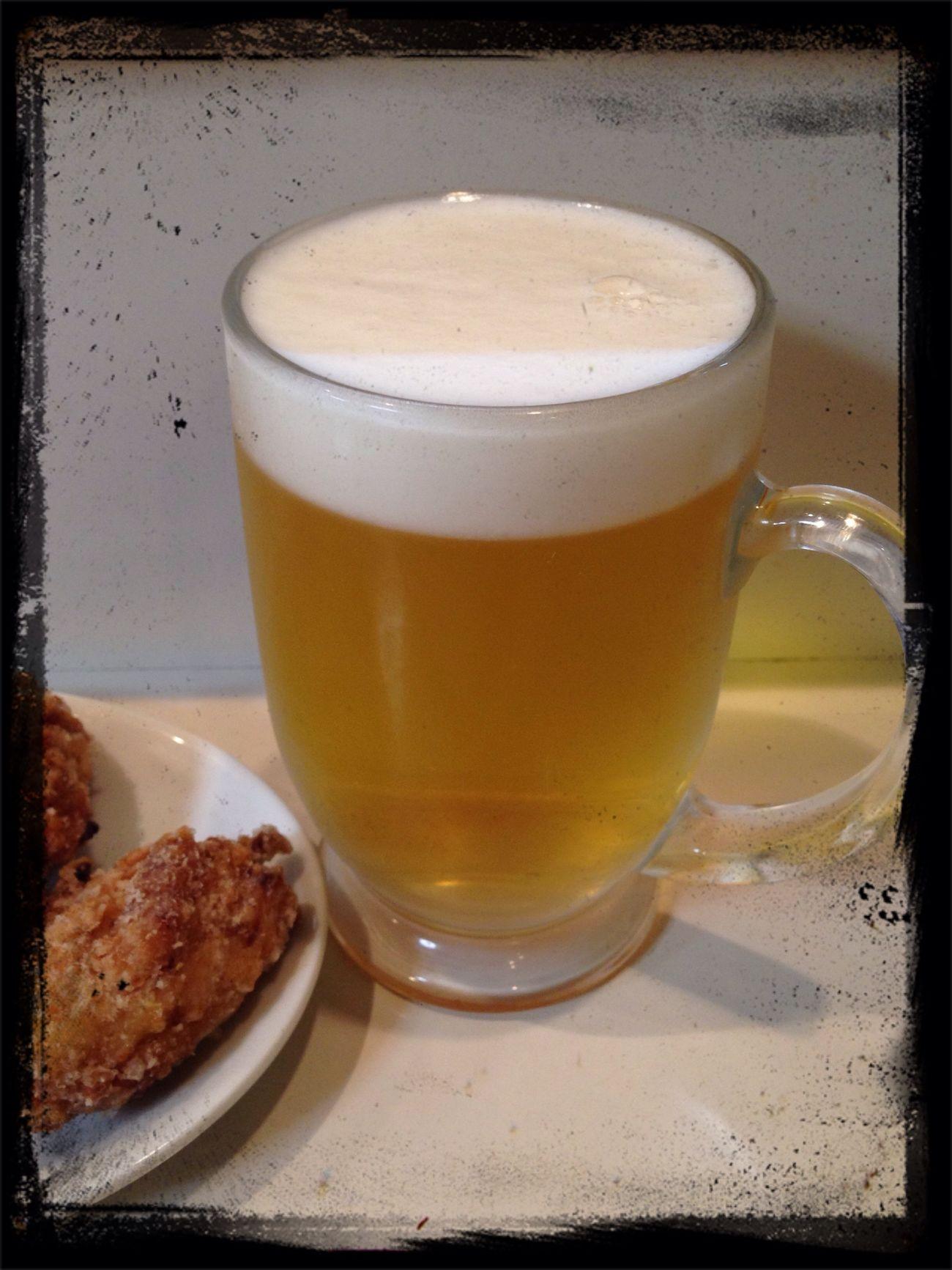 空っぽになったビールが生き返った!んでカラーゲが生まれた!(^○^)
