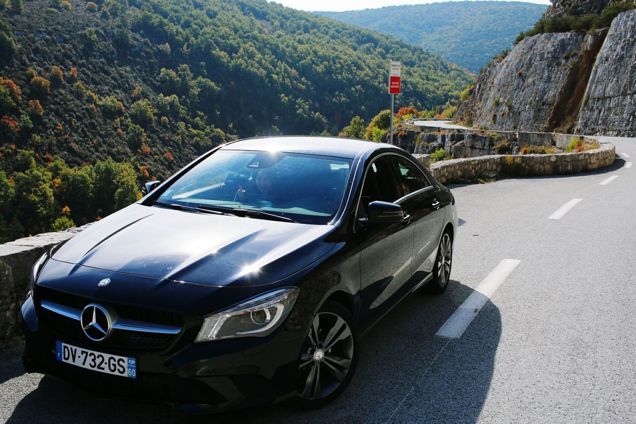 Unforgettable drive through Gorges Du Verdon, 2nd largest canyon in the world. Touge