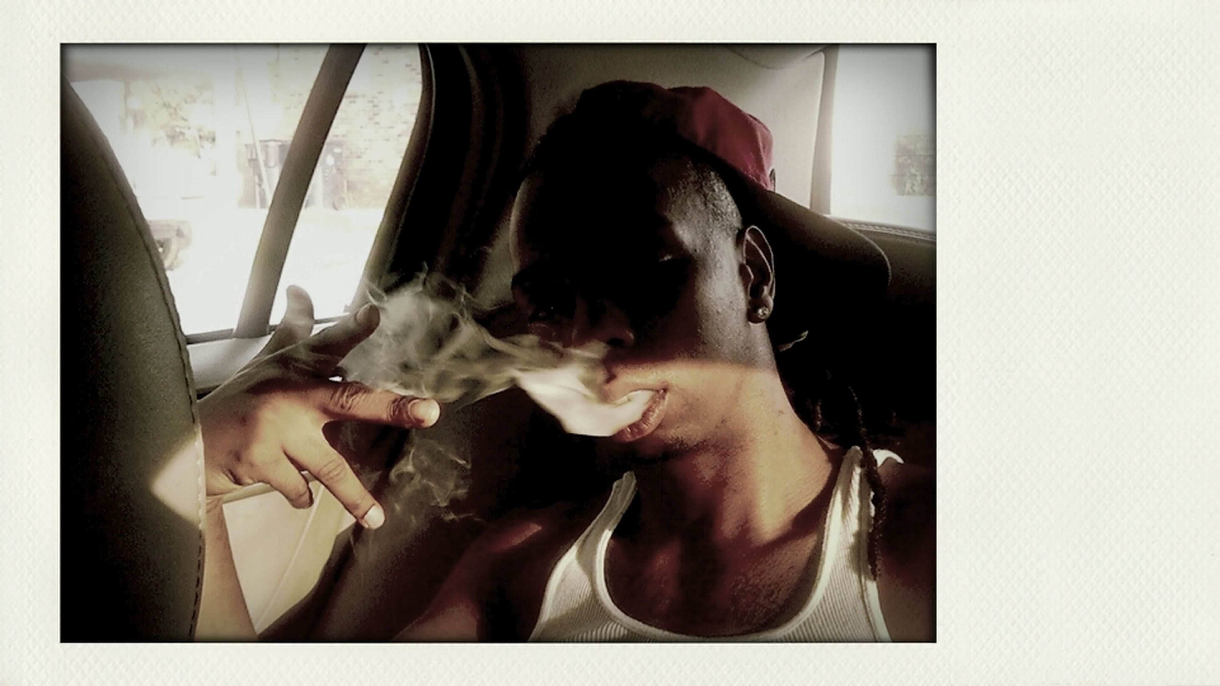 staying blowing