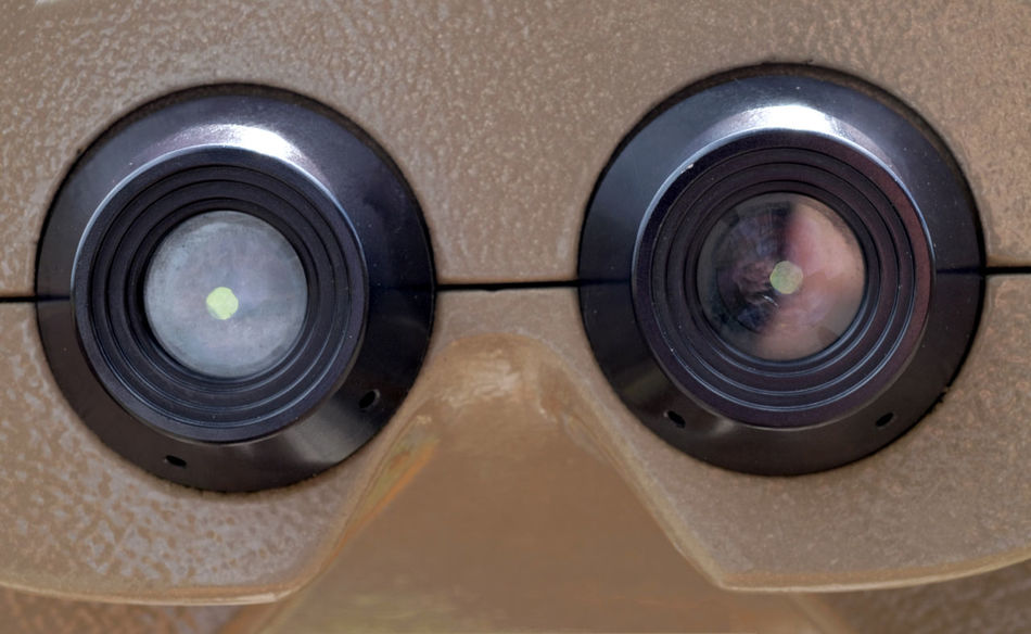 Eyes I See You Intense Looking Robot Watching You Looking At Me?????
