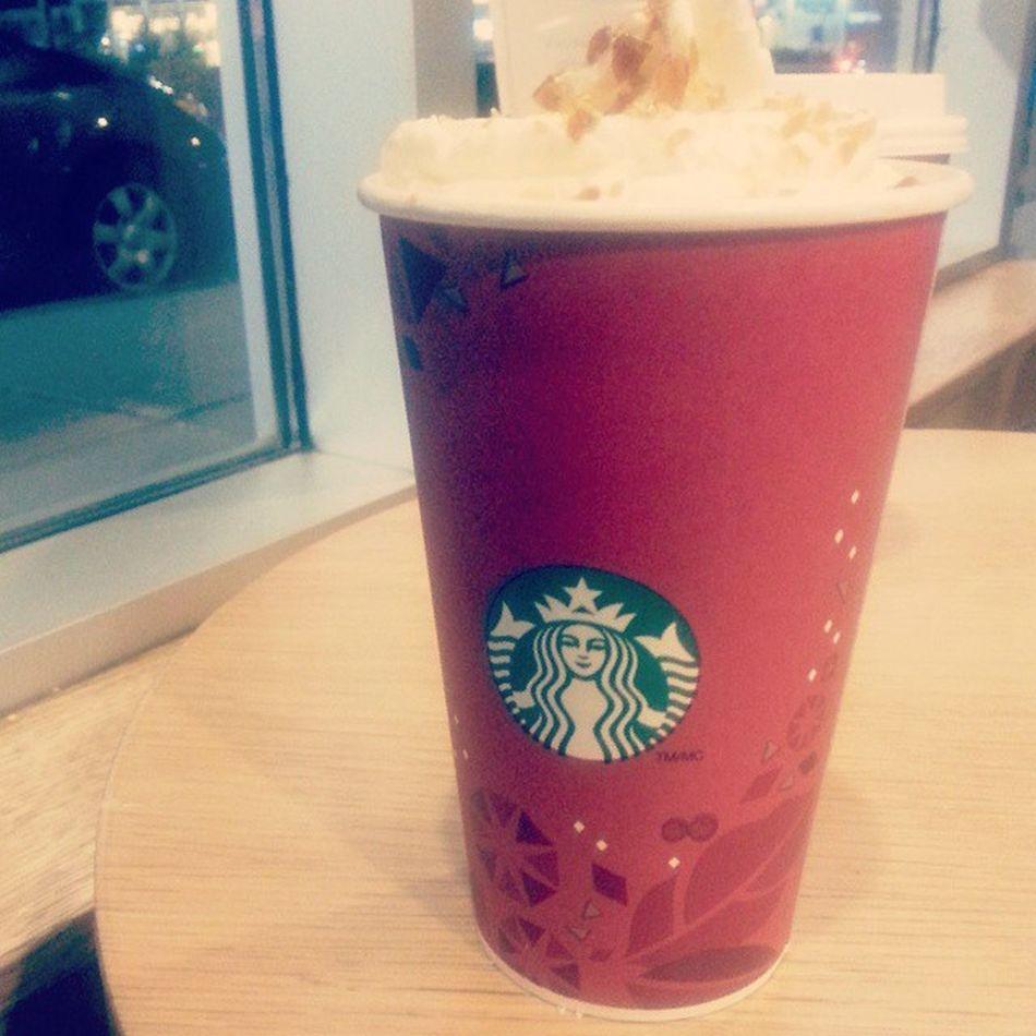 winter orgasim Starbucksdate Cremebrulelatte Justanyotherdaywithmyasian @arlenesilang