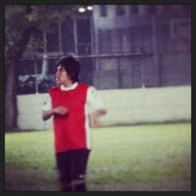 Calentando Previo Al Juego vs arquitectura me yo universidad facultad liga universitaria monterrey nuevoleon mexico df mx soccer futbol