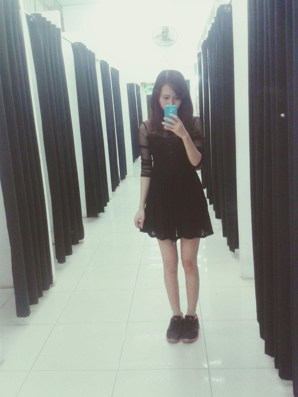 Dress up ^_^ Girl Sexy Girl Black Mini Skirt Dress Up