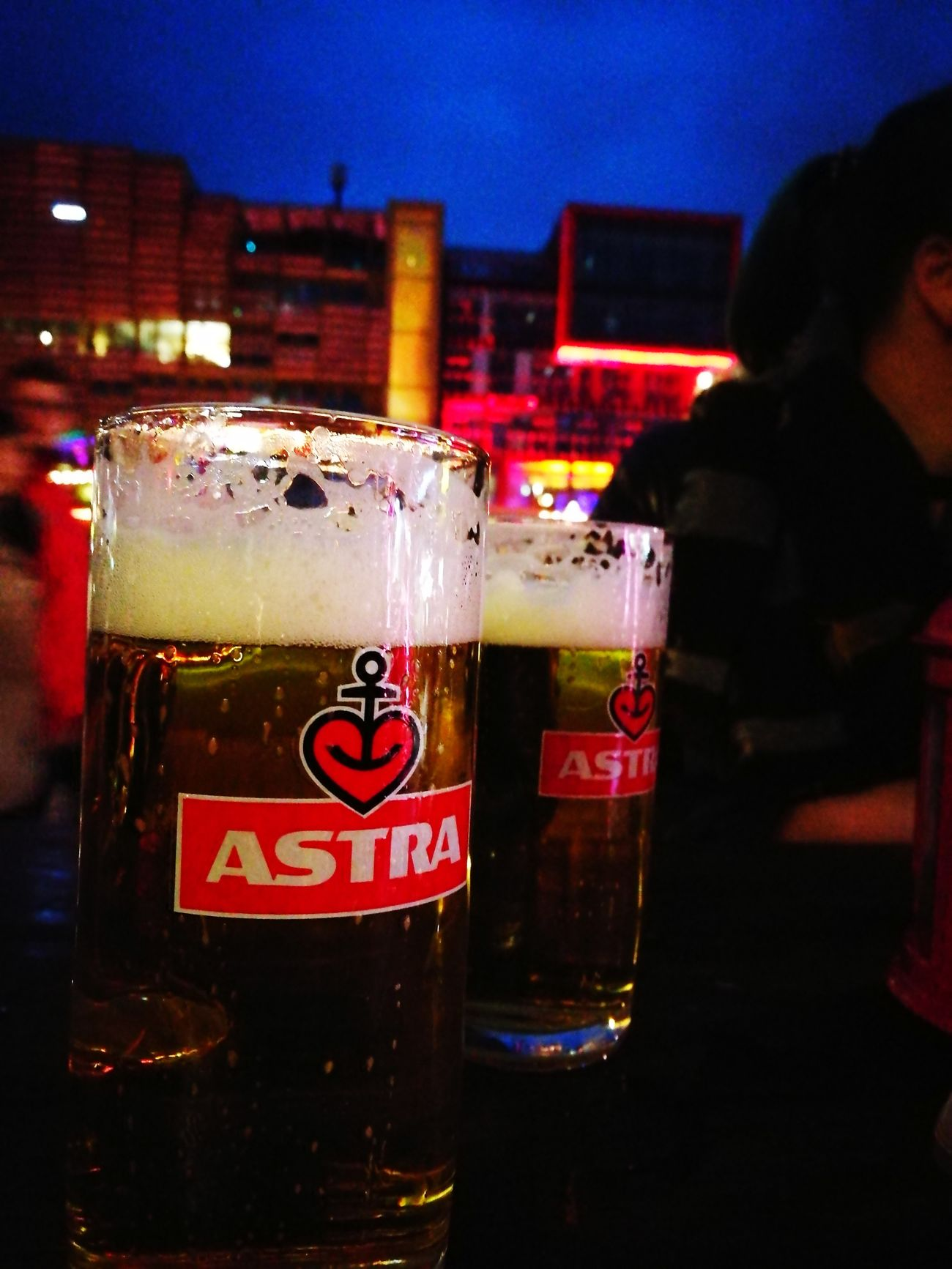 Drink Night Alcohol City Hamburg Beerporn Reeperbahn  Astra First Eyeem Photo