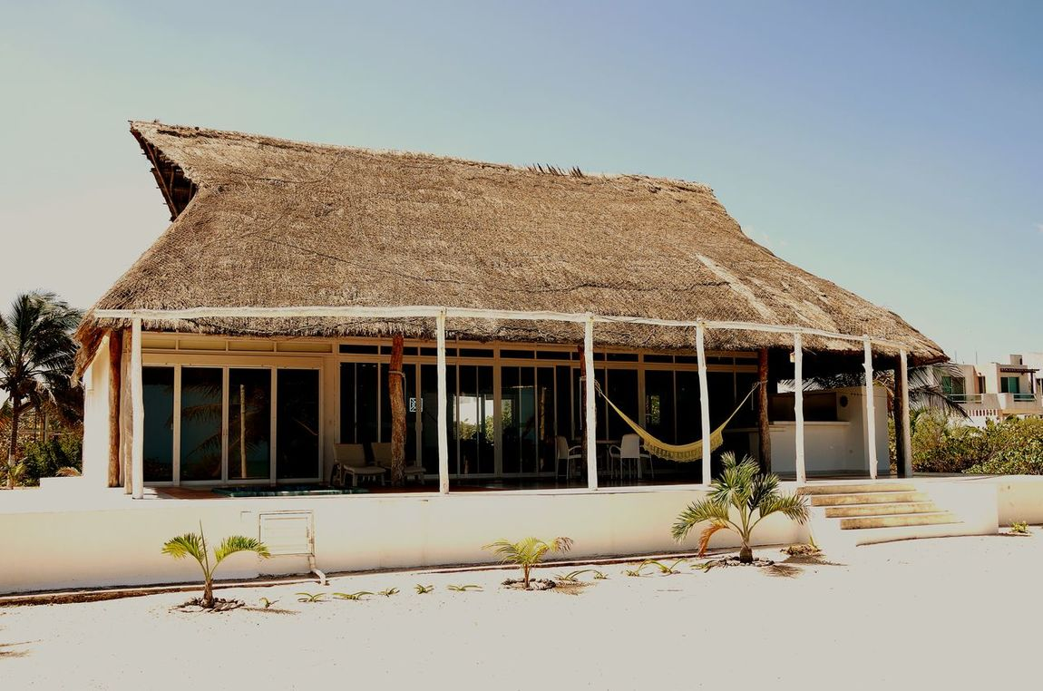 Our house Yucatan Mexico