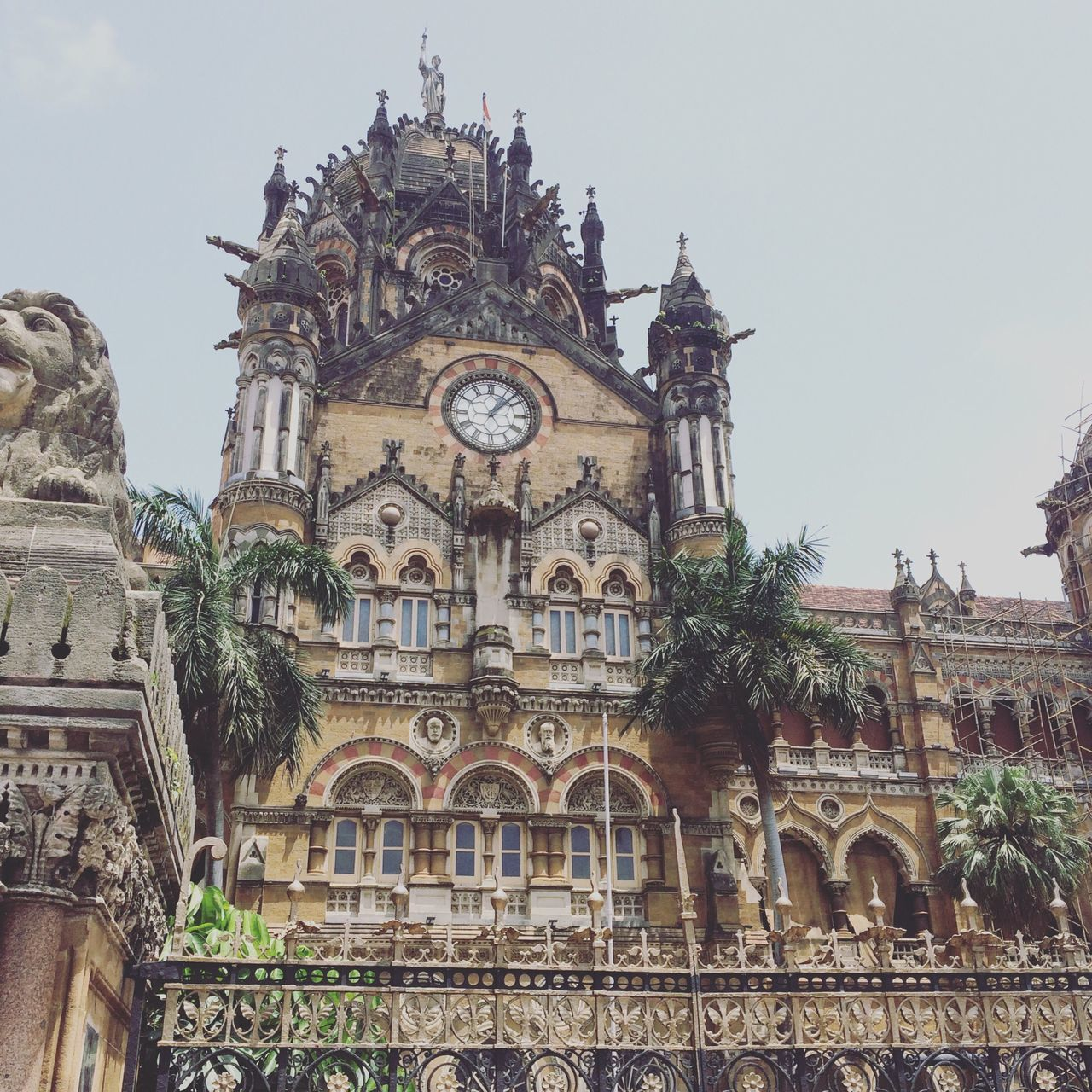 Mumbai CST is a league of its own Architecture No People City Shot On IPhone 5s Mumbai First Eyeem Photo