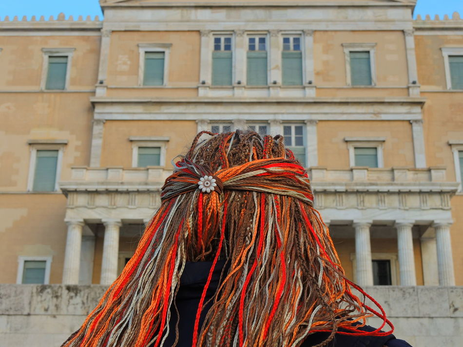 African Braid Braided Hair Braids Building Exterior Candid Photography Close Up Street Photography Close-up Colorful Feel The Journey Hair Hair Braid Hair Braiding Hair Style Haircolour Hairstyle Low Angle View Multi Colored Parliament Building Sightseeing Street Photography Tourist Attraction  Tourists Travel Destinations Unrecognizable Person Woman