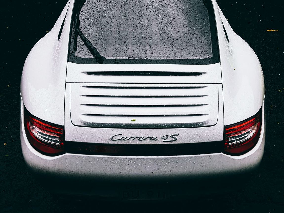 Porche Carrera4s Cars Luxurylife