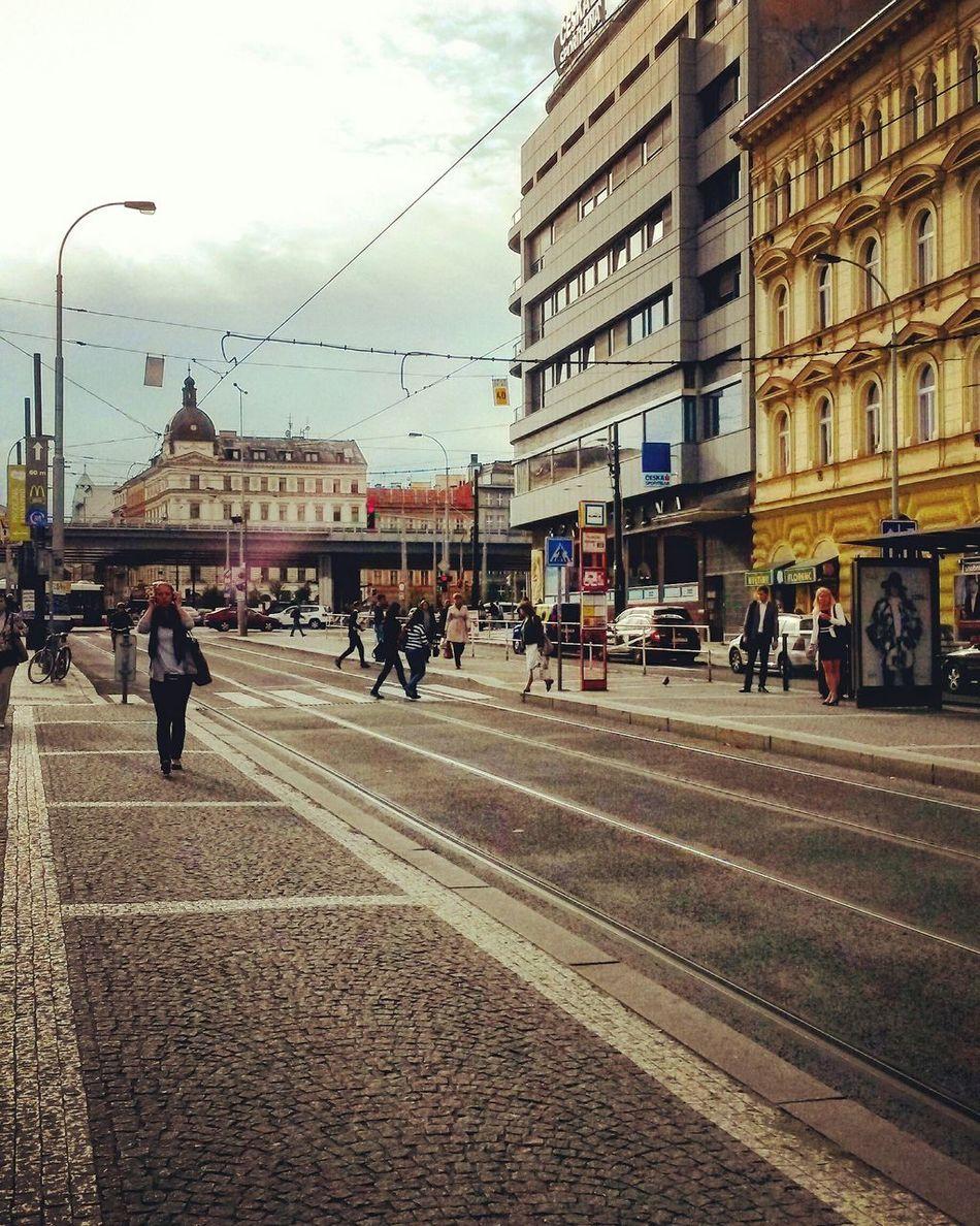 Time Florenc,Prague City Life Travel