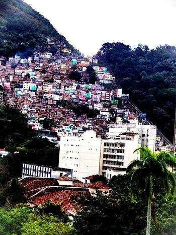 No People City Rio De Janeiro Favelas Nopeople Gridlove