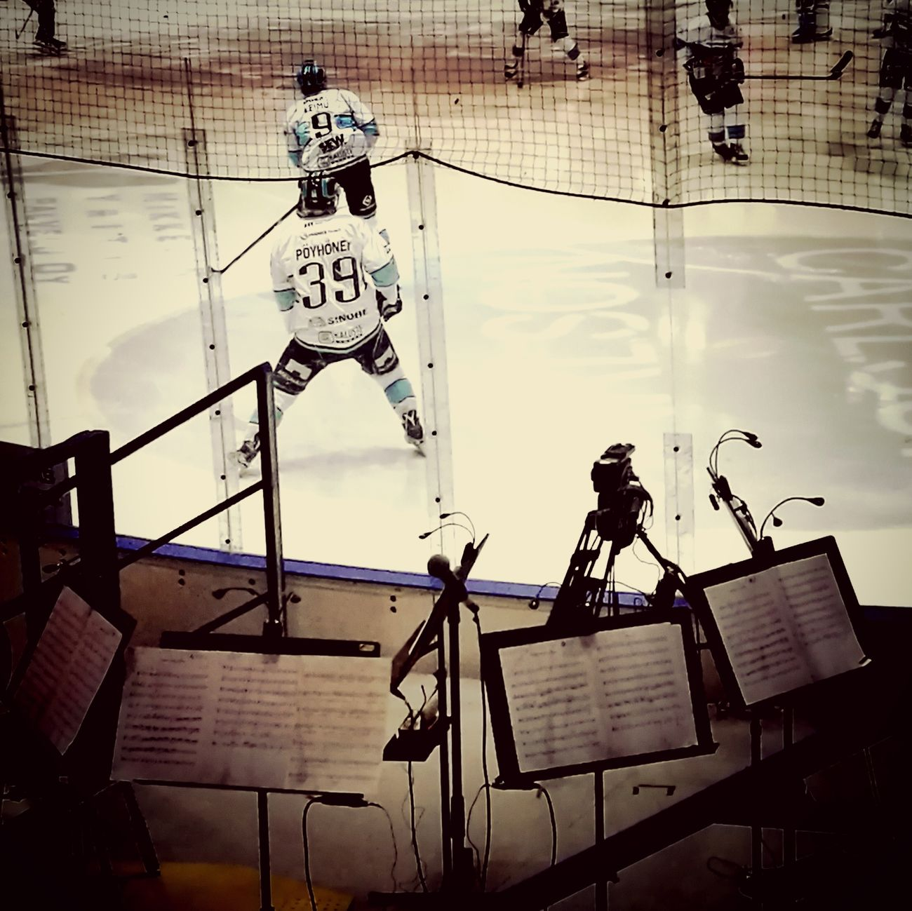 Time to play Ice Hockey Music Sports Culture Entertainment Having A Good Time Lahti Pelicans