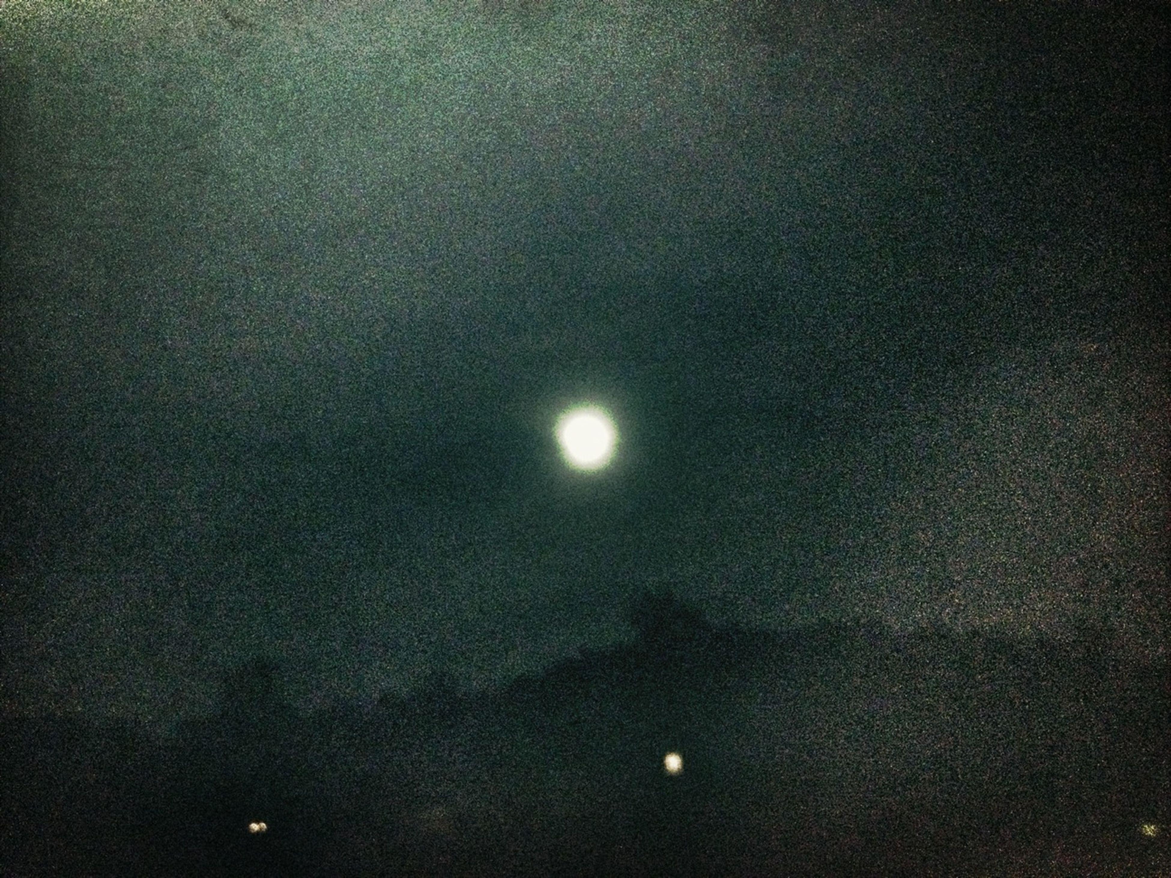 Loving the full moon