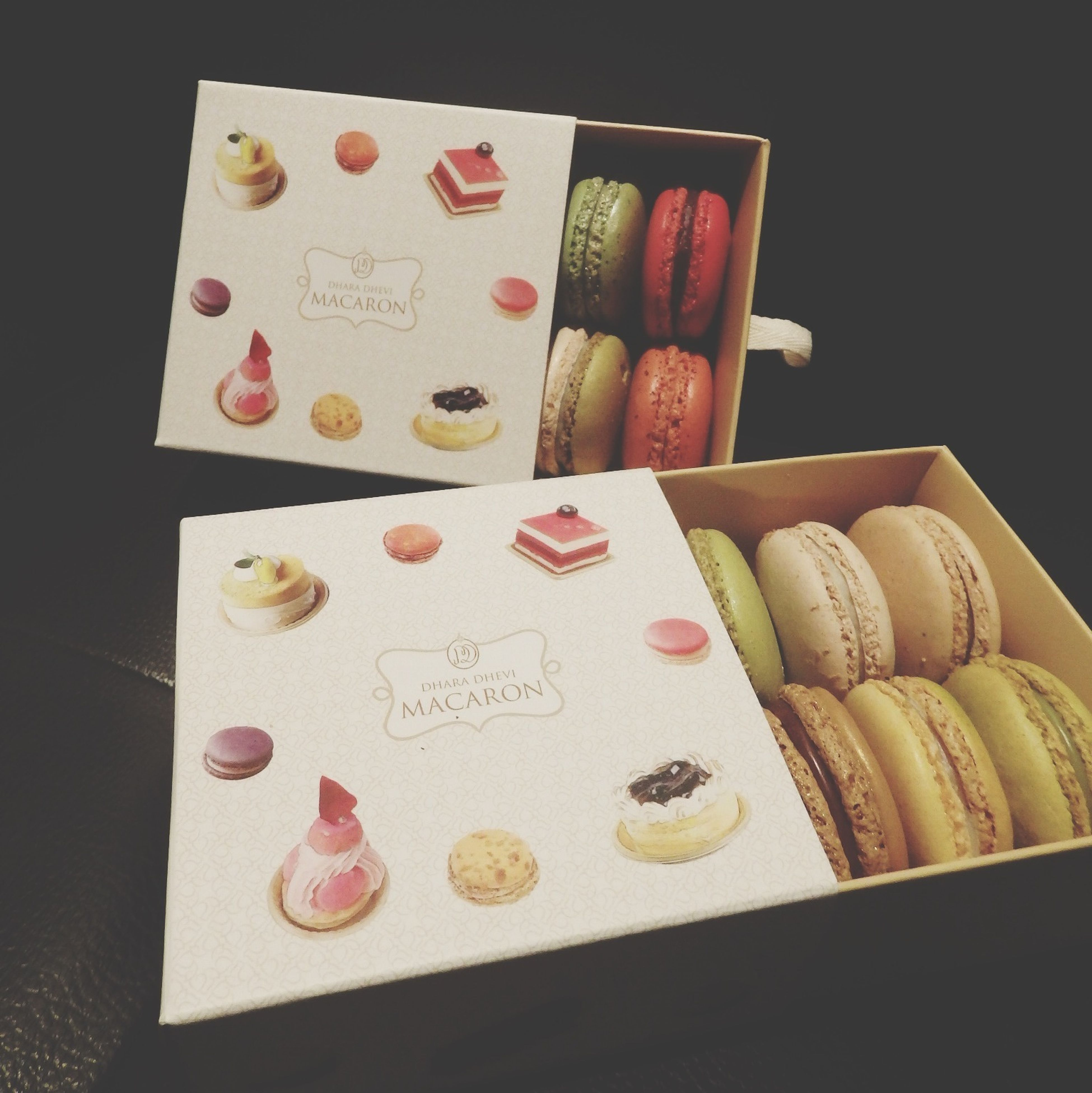 Macarons Daradhavi