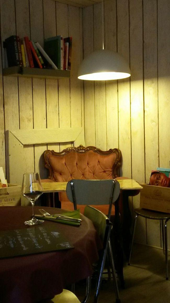 Enjoying Life Cafe Time Interior Design Sixties Seventies