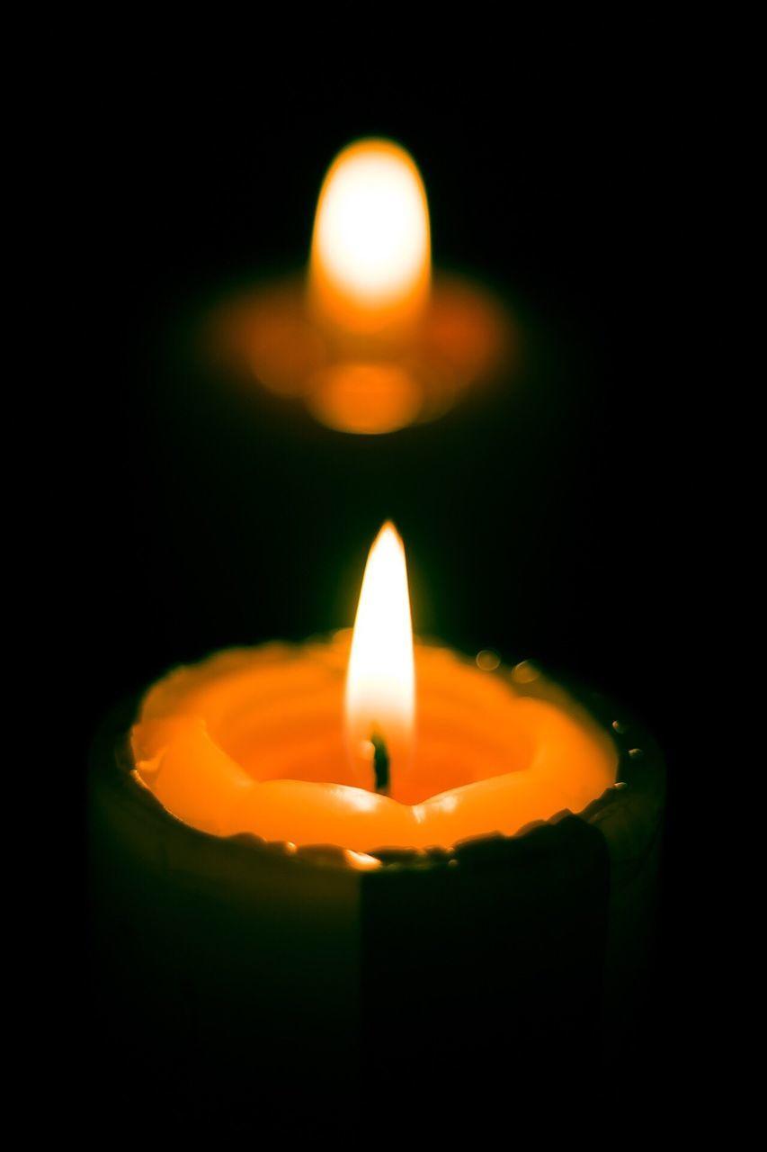 flame, candle, burning, heat - temperature, close-up, tea light, no people, illuminated, night, indoors