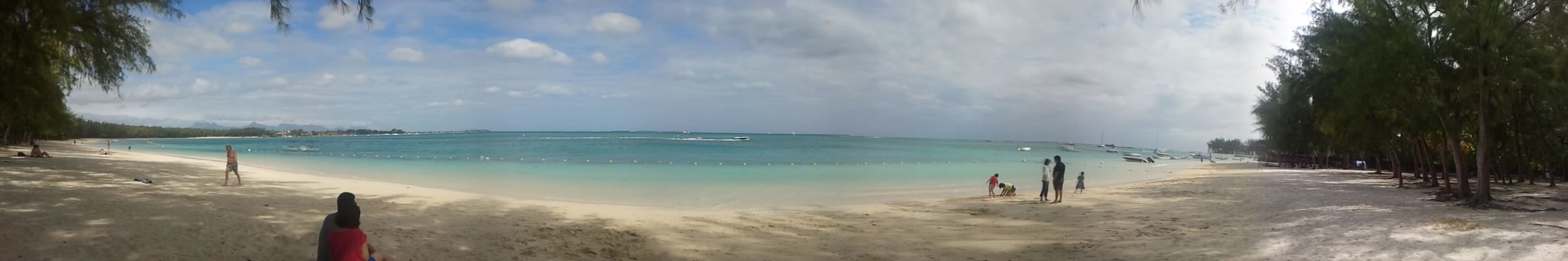 """Take me back, back to summer paradise"" Mauritius Summer Sea Beach"