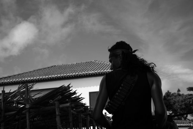 Azores Carnaval Photography Rambo