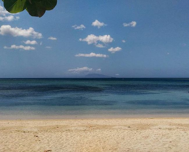 Getting one with nature. Paradise in every angle. Beach Beachlife Travel Philippines Burotbeach Oceanview Calatagan
