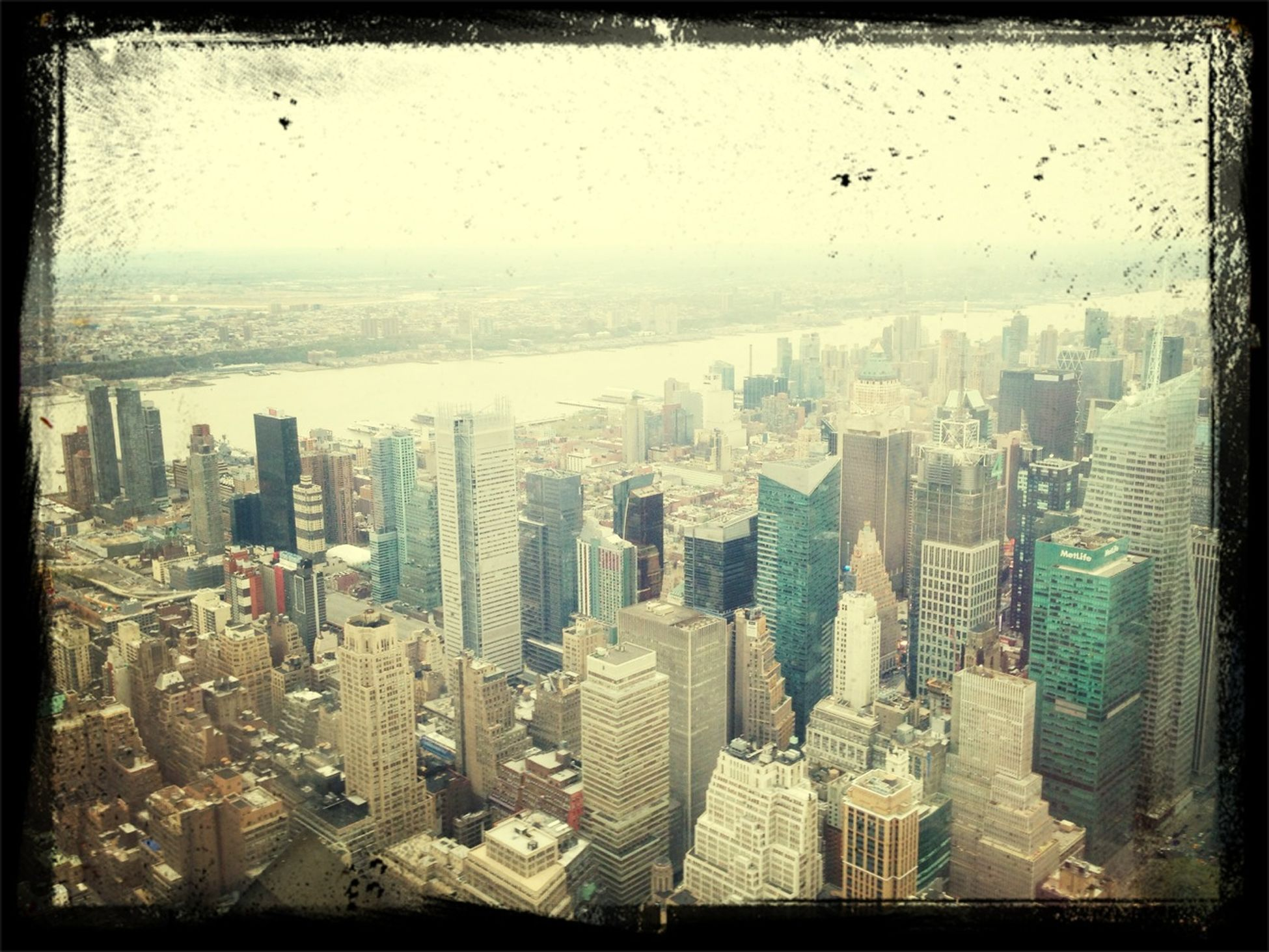 ...enjoying The View!